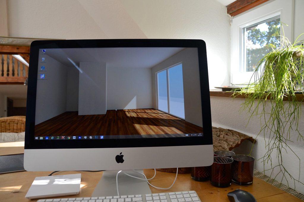 Macintosh keylogger